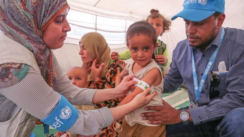UNICEF, las infancias robadas en los campos - Escuchar ahora