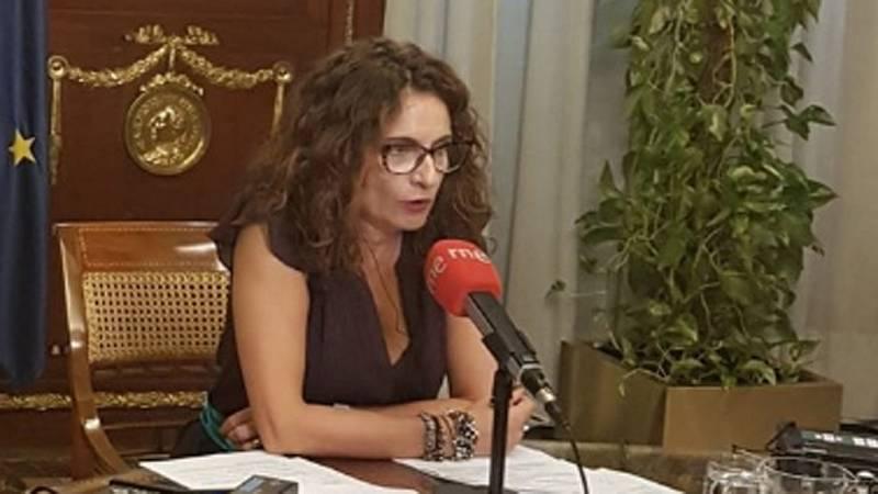 """Las mañanas de RNE con Íñigo Alfonso - La ministra Montero: """"Estaremos muy vigilantes con las eléctricas"""" - Escuchar ahora"""