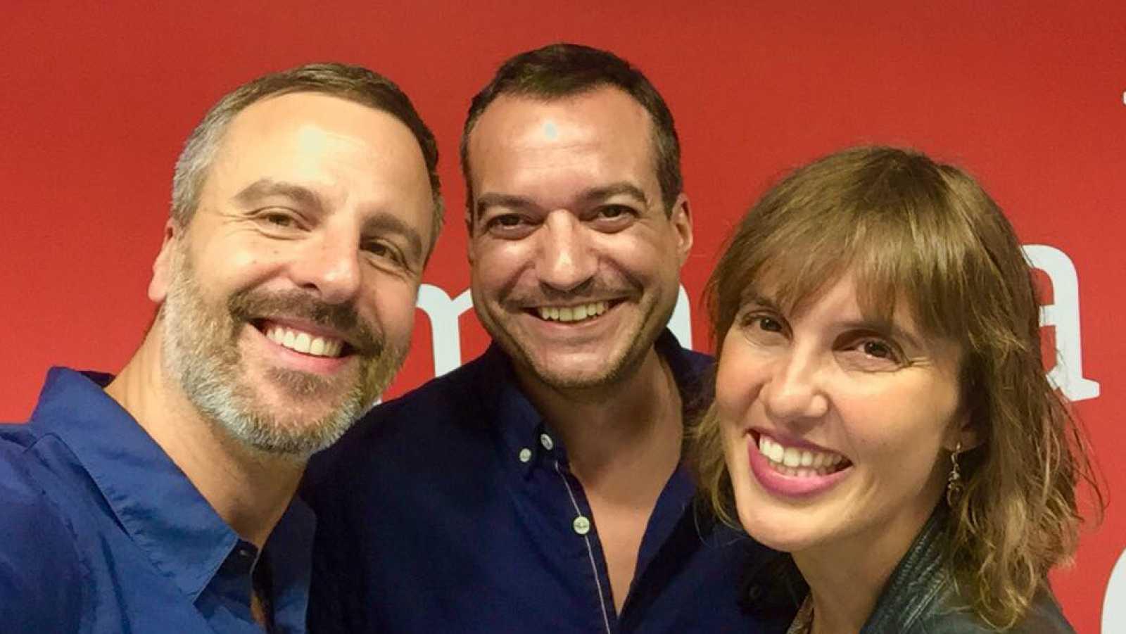 La sala - Antonio Ruz y Olga Baeza - 16/09/18 - Escuchar ahora