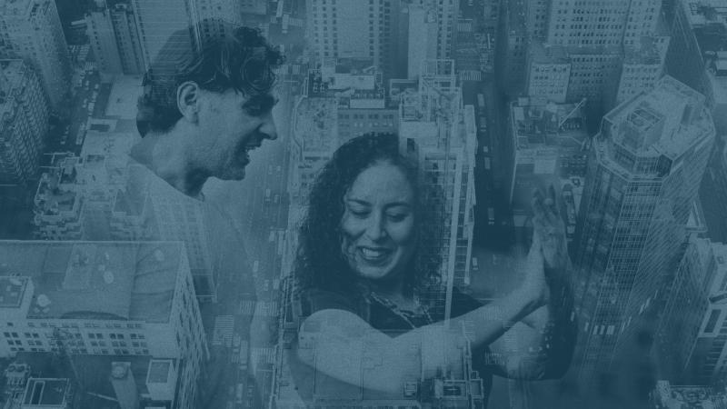 Soñadores: Nueva York - Capítulo 2: Sonia e Ismael, los amigos flamencos de Madonna - Escuchar ahora