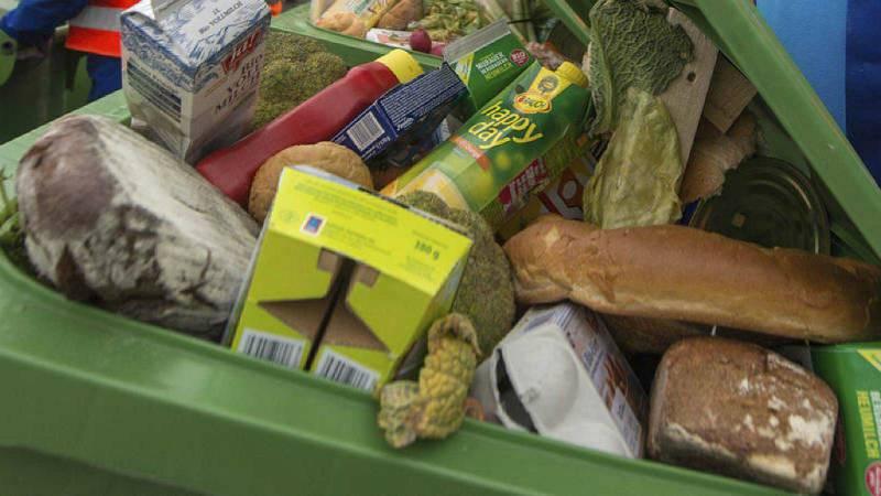 Las Mañanas de RNE con Íñigo Alfonso - Comienza la I Semana Contra el Desperdicio de Alimentos - Escuchar ahora