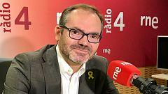 El matí a Ràdio 4 - Entrevista Josep Costa, Vicepresident primer de la Mesa del Parlament de Catalunya