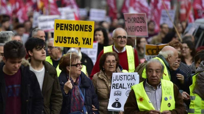 Las Mañanas de RNE con Íñigo Alfonso - El problema de sostenibilidad del actual sistema de pensiones - Escuchar ahora