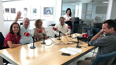 La sala - Con los obreros del teatro al Español y el Temporada Alta de Girona - 30/09/18 - escuchar ahora