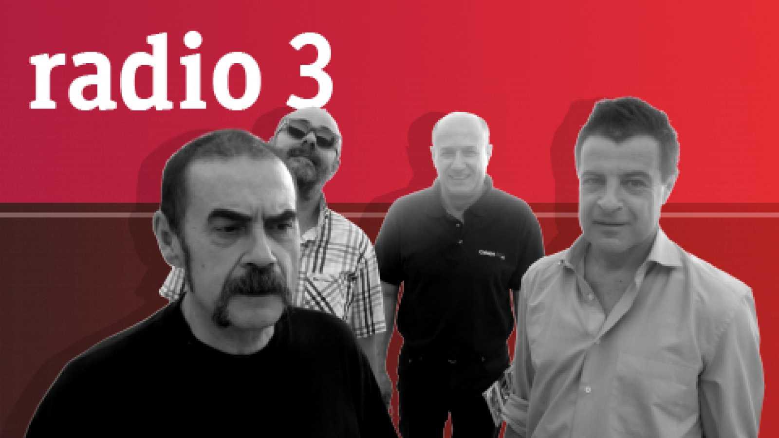 Sonideros: Kiko Helguera & Rodolfo Poveda - Cosmopolitan - 30/09/18 - escuchar ahora