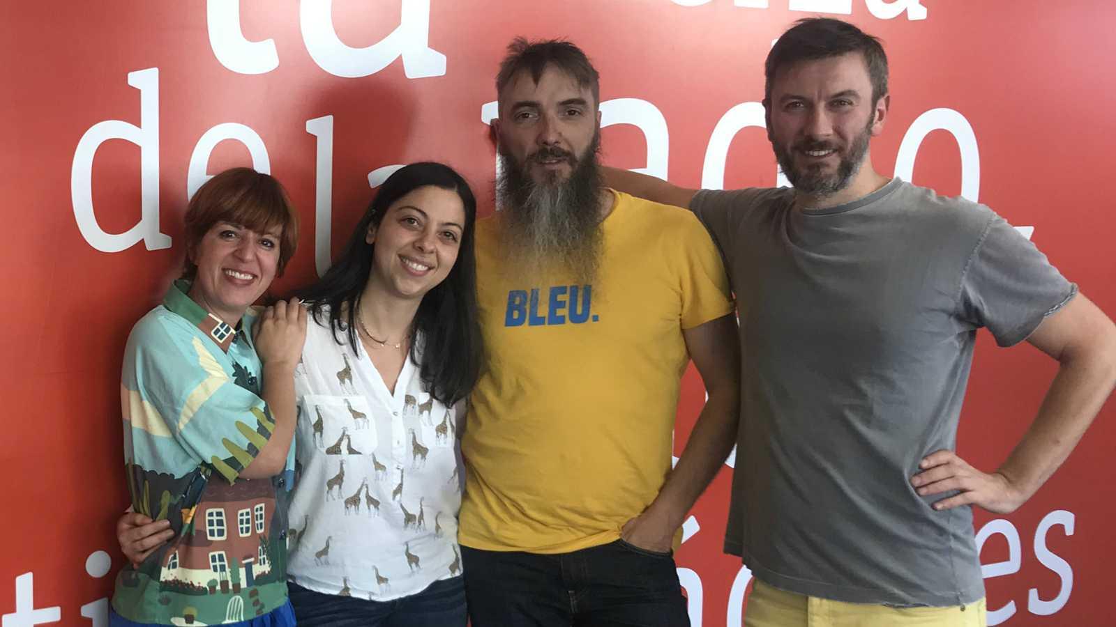 Dramedias con Paloma Cortina - Voadora una compañía de capricho - 07/10/18