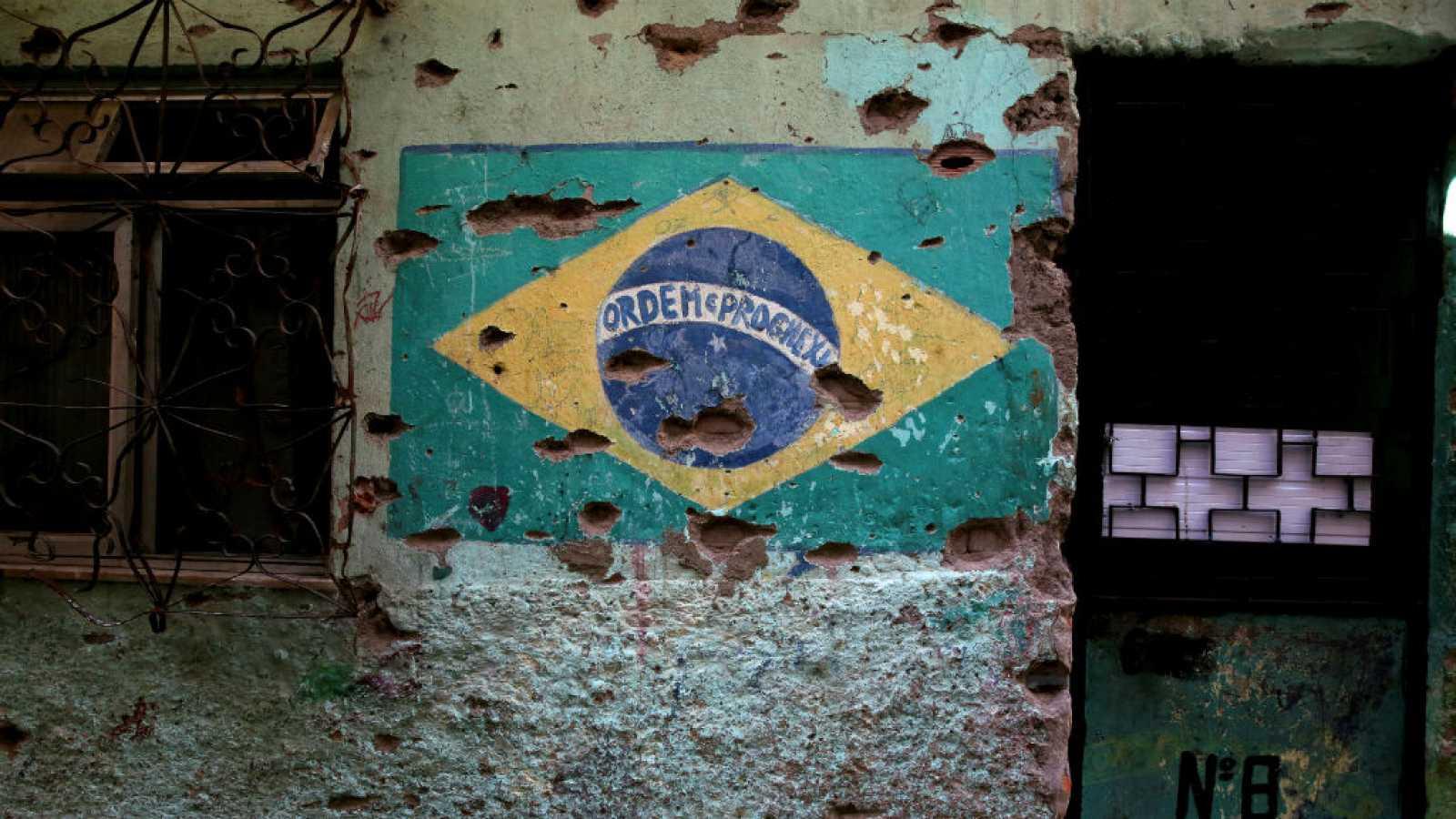 Cinco Continentes - La violencia en Brasil, clave en las elecciones - Escuchar ahora