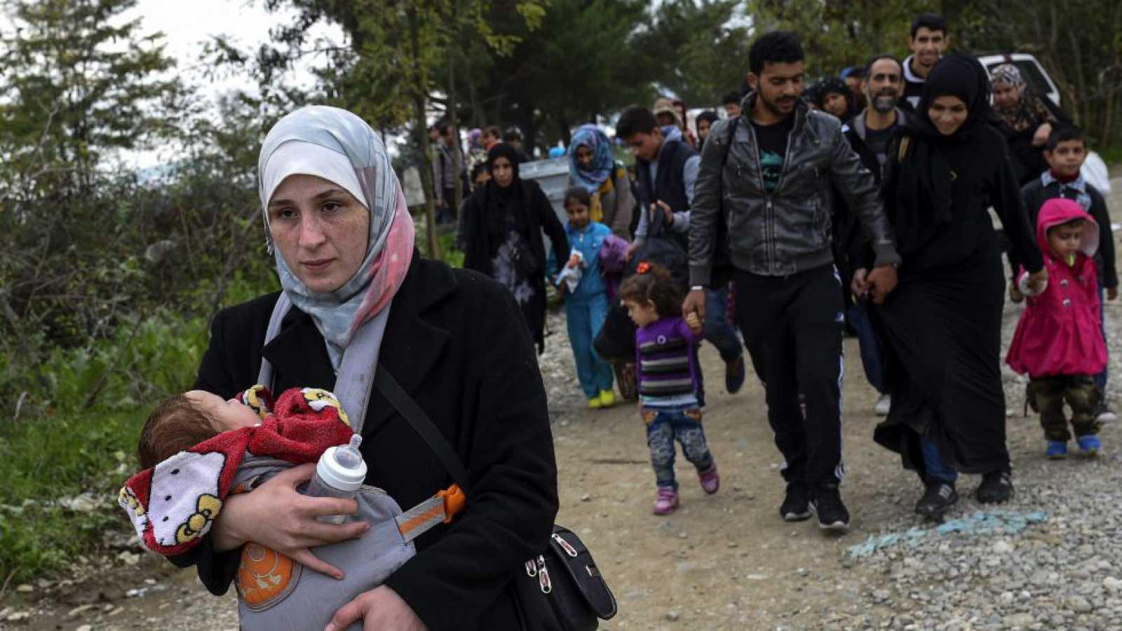 Cooperación es Desarrollo - Alarmante situación de desplazados y refugiados en el mundo - 07/10/18 - escuchar ahora