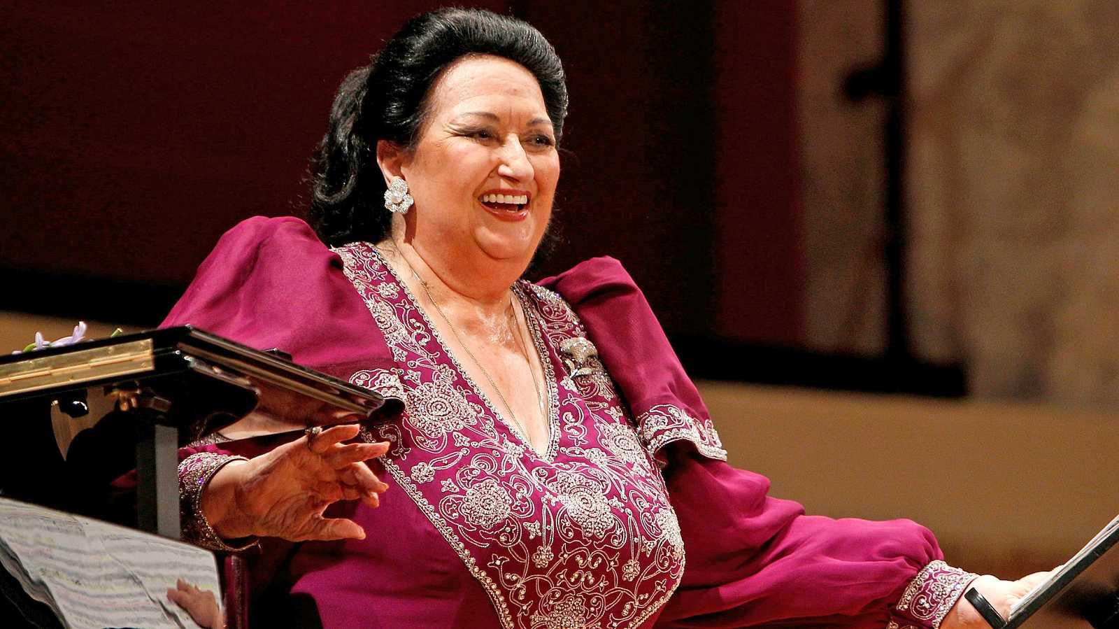 Especiales RNE - Homenaje a Montserrat Caballé en Radio Clásica - 06/10/18 - Escuchar ahora