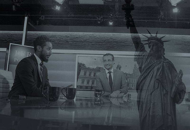 Soñadores: Nueva York - Capítulo 4: Juanma Benítez, un presentador español en la televisión de EE.UU. - Escuchar ahora