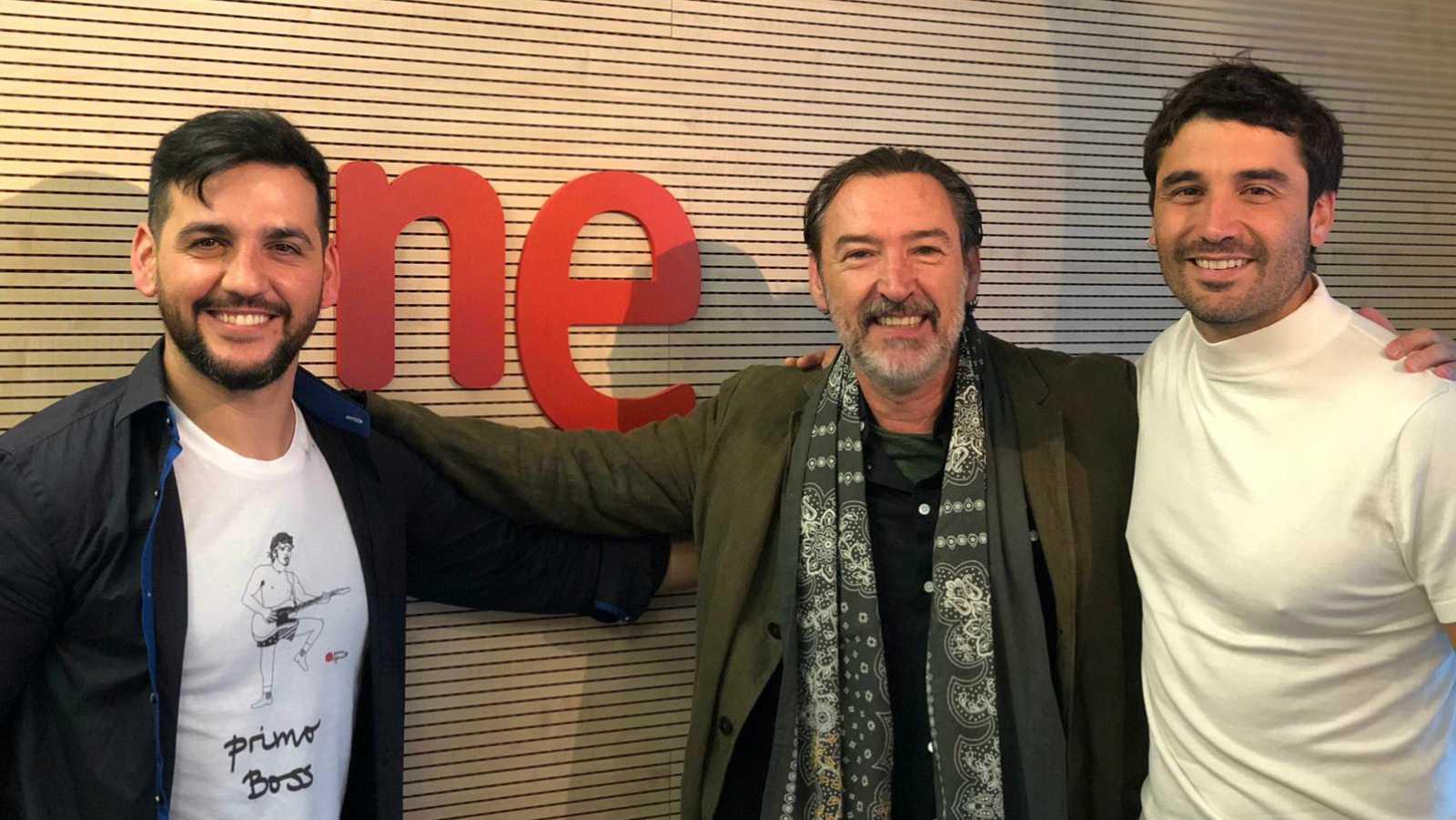 La sala - ¿Qué tienen en común Ginés García Millán, José Luis García Pérez, Raúl Prieto, Fran Perea y Álex García? - 14/10/18 - Escuchar ahora