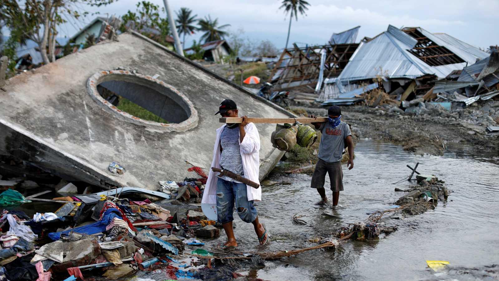 Cooperación es Desarrollo - Terremoto y emergencia humanitaria en Indonesia - 14/10/18 - escuchar ahora