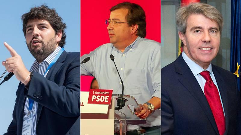 Las mañanas de RNE - Reprobación del rey: Murcia, Extremadura y Madrid se pronuncian - Escuchar ahora