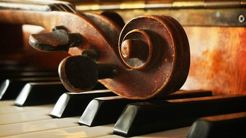 Gran repertorio - BRAHMS: Sonatas para violín y piano - 14/10/18 - escuchar ahora