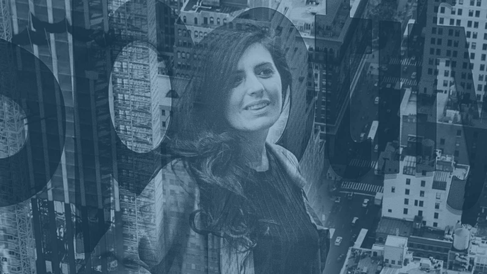 Soñadores: Nueva York - Capítulo 5: Rocío Guerrero, la extremeña que revoluciona Spotify - Escuchar ahora