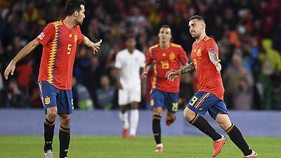 Tablero deportivo - Los goles del España 2 Inglaterra 3 - Escuchar ahora