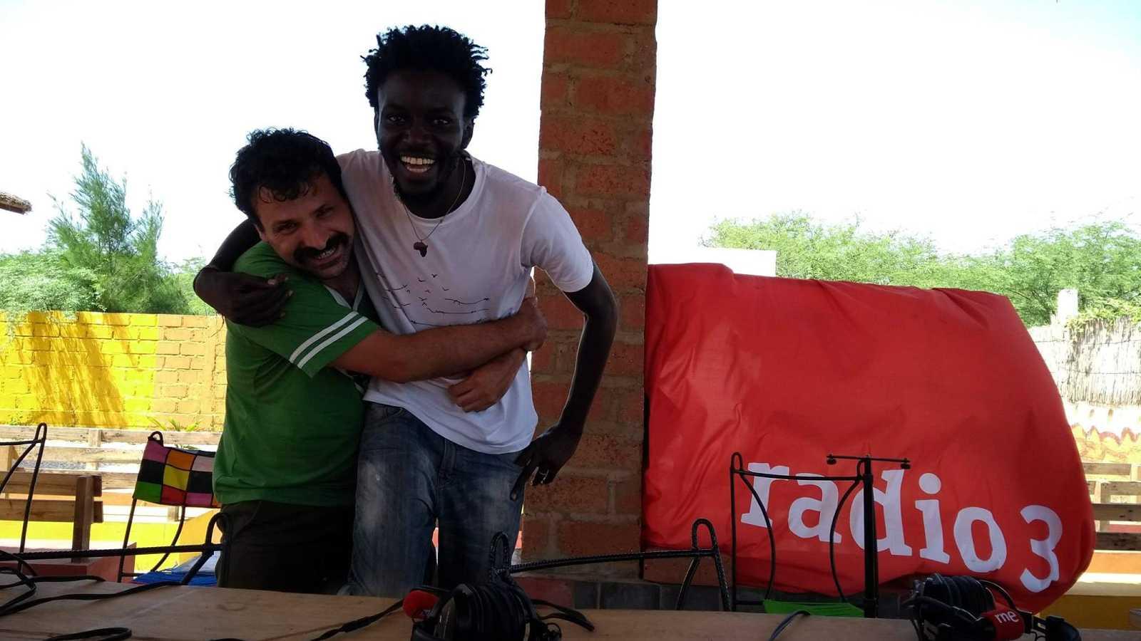Hoy empieza todo con Ángel Carmona - Senegal 2: Niños Talibés, tolerancia religiosa, Futuro de África - 16/10/18 - escuchar ahora