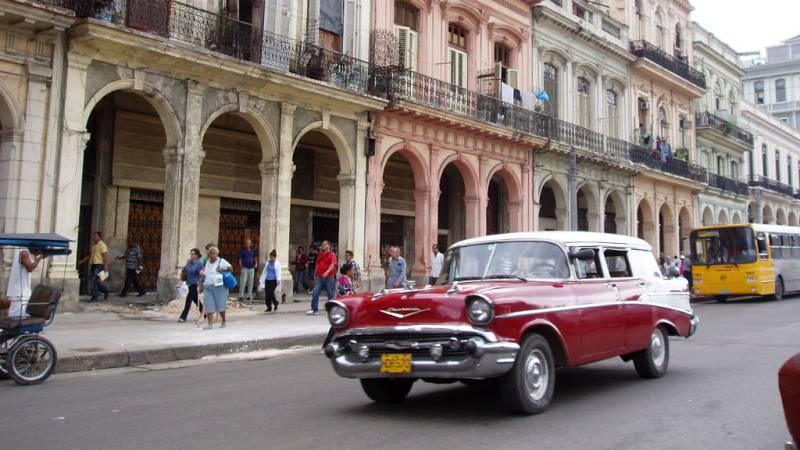 Nómadas - La Habana, espíritu musical - 21/10/18 - Escuchar ahora