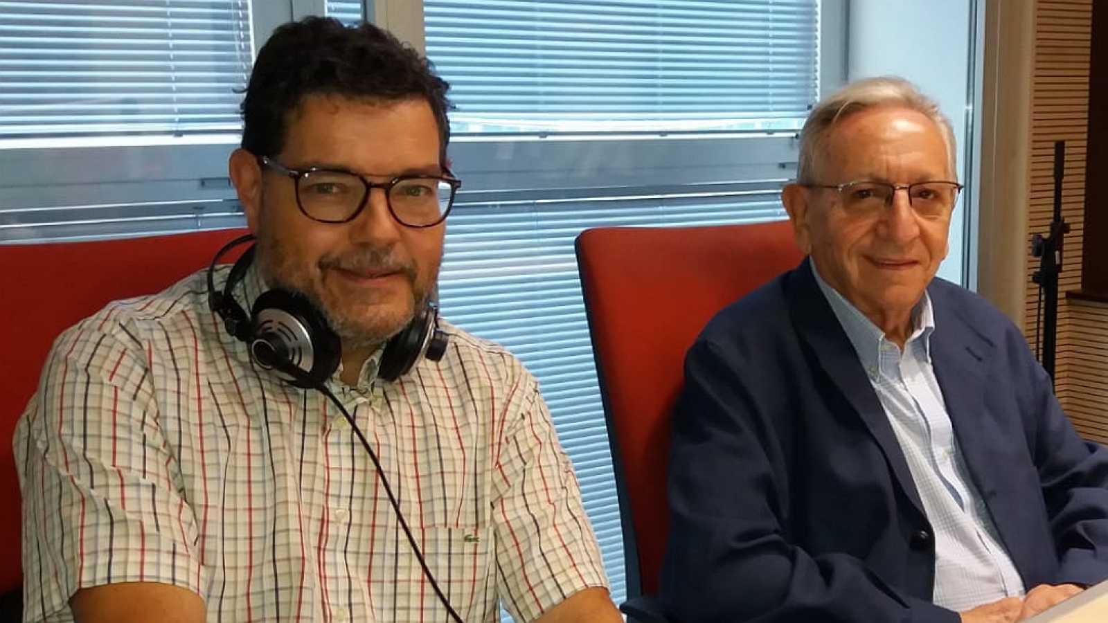 La entrevista de Radio 5 - Pedro Miguel Lamet - 19/10/18 - Escuchar ahora