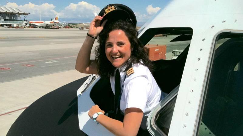 Todo noticias - Mañana - Aviadoras, un proyecto para visibilizar a las mujeres piloto - Escuchar ahora