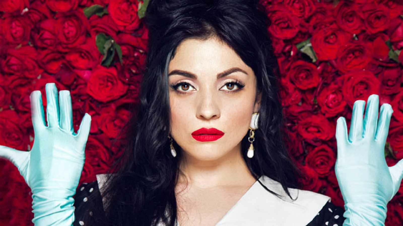 Hora América en Radio 5 - 'Norma', de Mon Laferte - 23/10/18 - Escuchar ahora