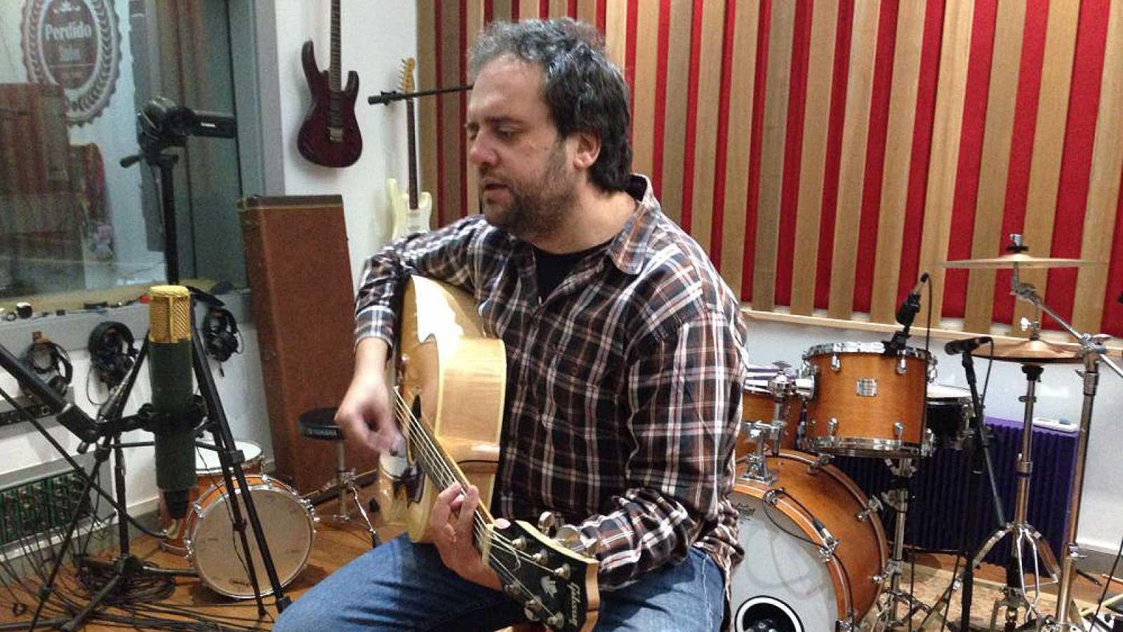 Heliotropo - Juan Ramón Jiménez por Domingo Henares - 28/10/18 - escuchar ahora