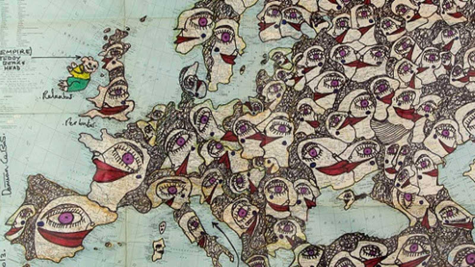 Gitanos - Arte contemporáneo - 28/10/18 - escuchar ahora