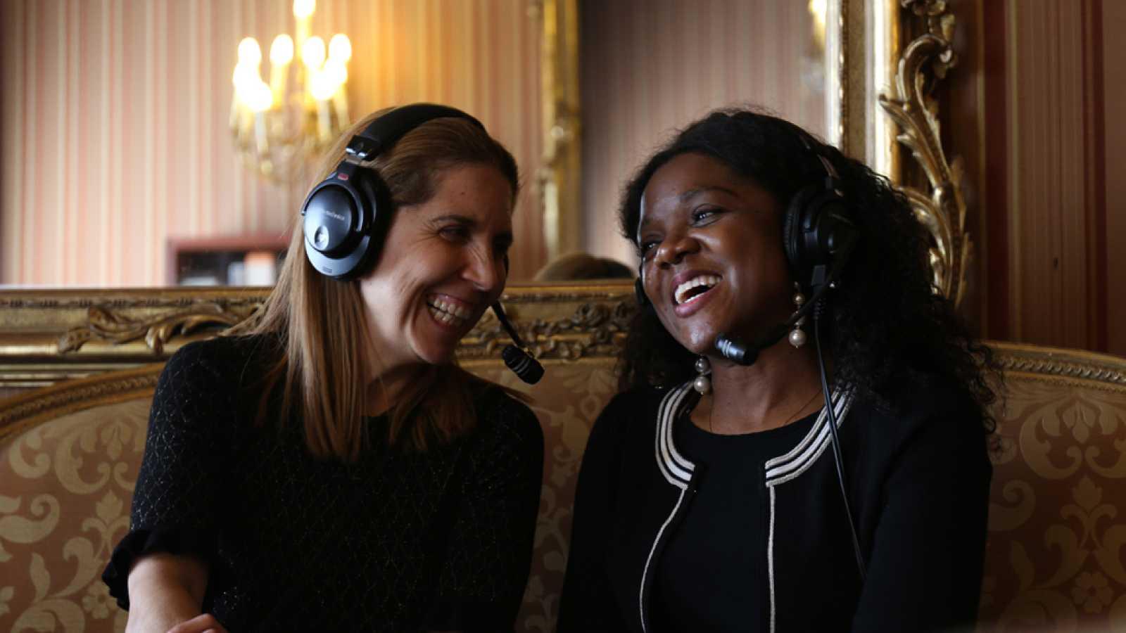 Todo noticias - Mañana - Girls 4 Tech: acercar a las niñas a la ciencia y la tecnología - Escuchar ahora