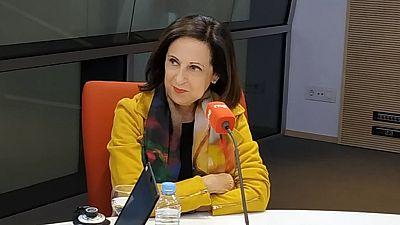 Las mañanas de RNE con Íñigo Alfonso - Robles acusa al Gobierno del PP de falta de transparencia en la venta de armas a Arabia Saudí - Escuchar ahora