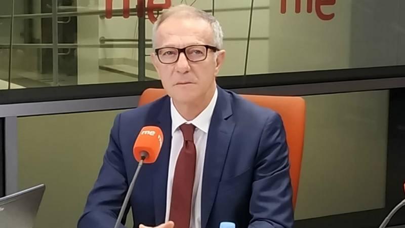 """Radio 5 Actualidad - Guirao, sobre la reventa: """"Hay que defender al usuario"""" - Escuchar ahora"""