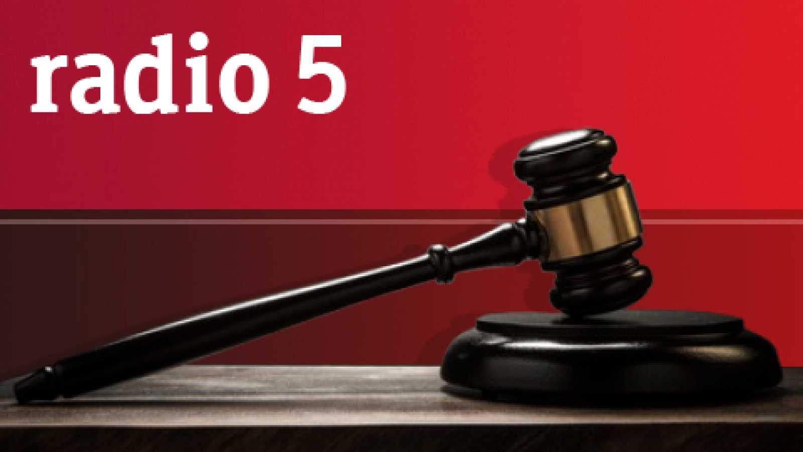 La ley es la ley - ¿Cómo resuelve el Tribunal Constitucional los Conflictos de competencias entre órganos constitucionales? - 31/10/18 - Escuchar ahora