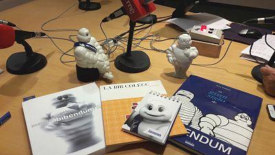 Memoria de delfín - Bibendum (1898-2018): origen y evolución del muñeco Michelin - 03/11/18 - Escuchar ahora