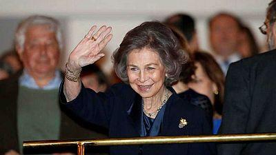 Las mañanas de RNE con Íñigo Alfonso - La reina Sofía cumple 80 años rodeada de su familia - Escuchar ahora