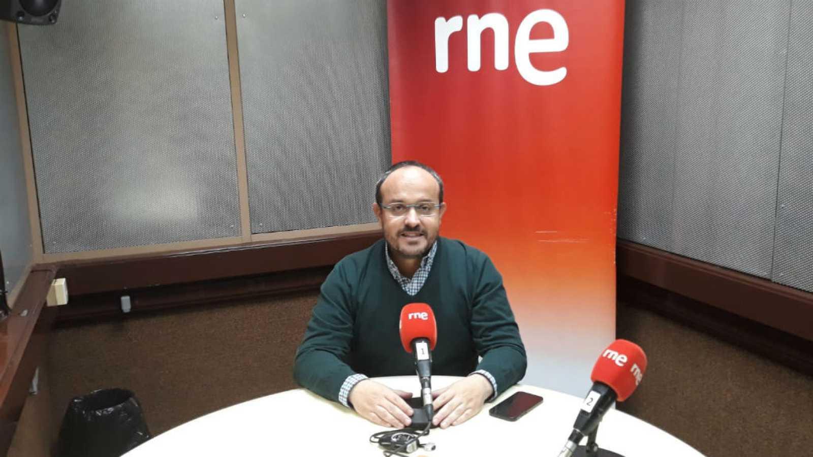 """Las mañanas de RNE con Íñigo Alfonso - Alejandro Fernández (PP Catalán): """"Cospedal no ha engañado a nadie"""" - Escuchar ahora"""