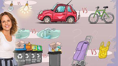 La estación azul de los niños - Reciclar y ahorrar, todo es empezar - 03/11/18 - ESCUCHAR AHORA