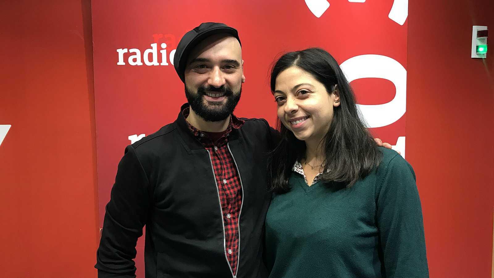 Dramedias con Paloma Cortina - Mr Manson, una pesadilla americana - 11/11/18