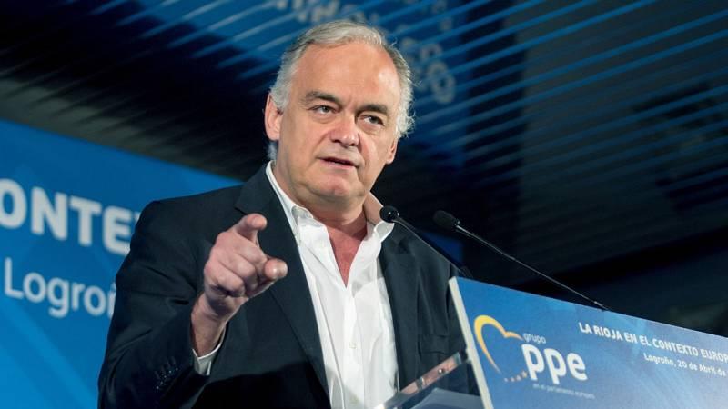"""Las mañanas de RNE - González Pons: """"Bruselas sabe que el borrador de presupuestos es un garabato"""" - Escuchar ahora"""