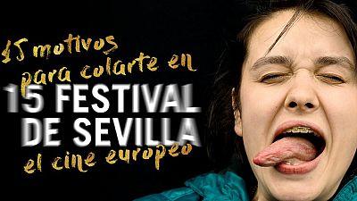 De película - Nos colamos en el cine europeo del 'Festival de Sevilla' - 10/11/18 - escuchar ahora