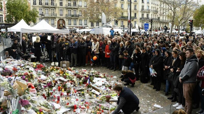 Las mañanas de RNE con Íñigo Alfonso - Tercer aniversario del triple atentado yihadista de París - Escuchar ahora