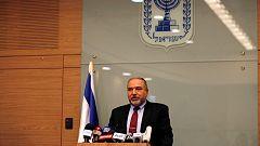 Boletines RNE - Dimite el ministro de Defensa israelí enfrentado a Netanyahu - 14/11/18