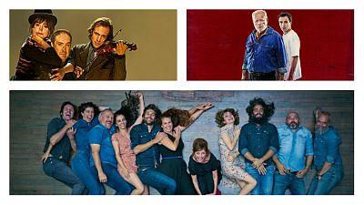 La Sala - Unimos a Ricardo Gómez ('Rojo') y Verónica Echegui ('La Strada') y descubrimos 'Los cuerpos perdidos' - 18/11/18 - escuchar ahora