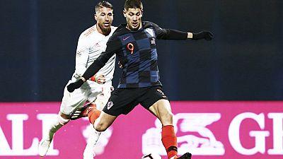 Tablero deportivo - Los goles del Croacia 3 España 2 - Escuchar ahora