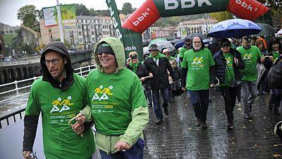 Para que veas - 'Carrera de Cascabeles' de Bilbao: por una sociedad inclusiva - 16/11/18 - Escuchar ahora