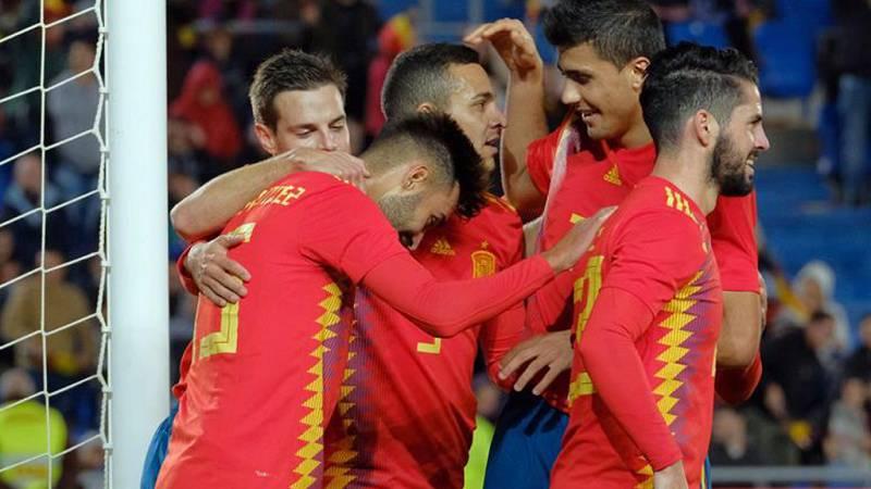 Tablero deportivo - España 1 Bosnia 0 - Escuchar ahora
