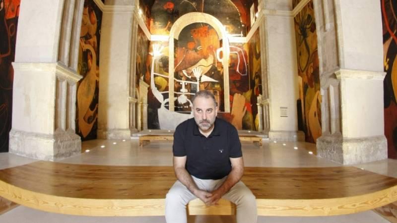 La hora azul - Entrevista a Jesús Mateo - 19/11/2018 - escuchar ahora
