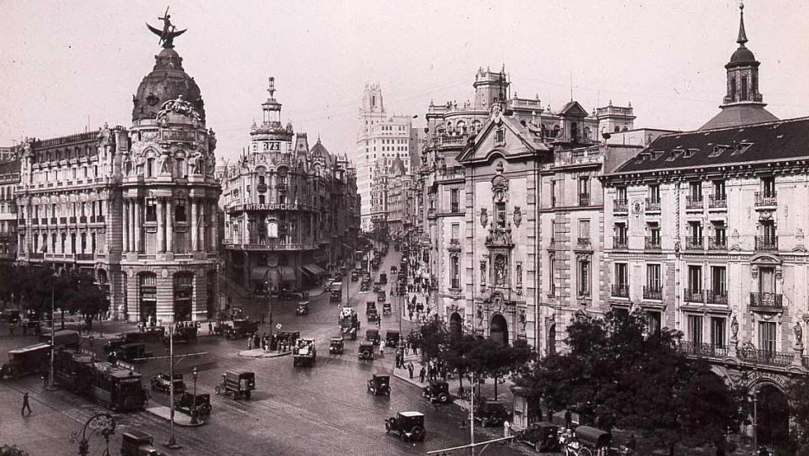 El pliegue del tiempo - Sergei Prokofiev visita Madrid - 21/11/18 - escuchar ahora