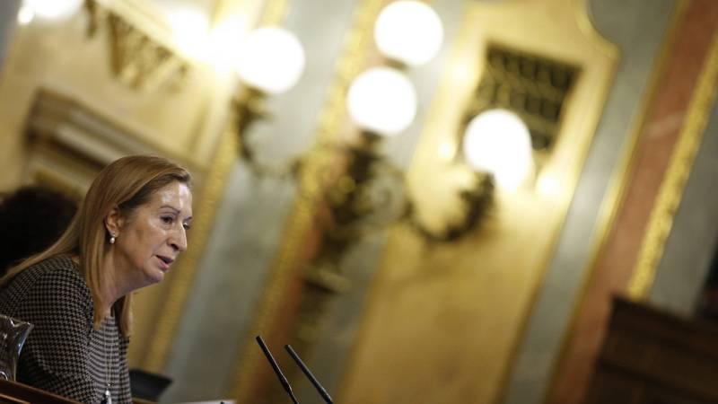 14 horas - Ambiente relajado en el Congreso tras la llamada al orden de Ana Pastor - Escuchar ahora