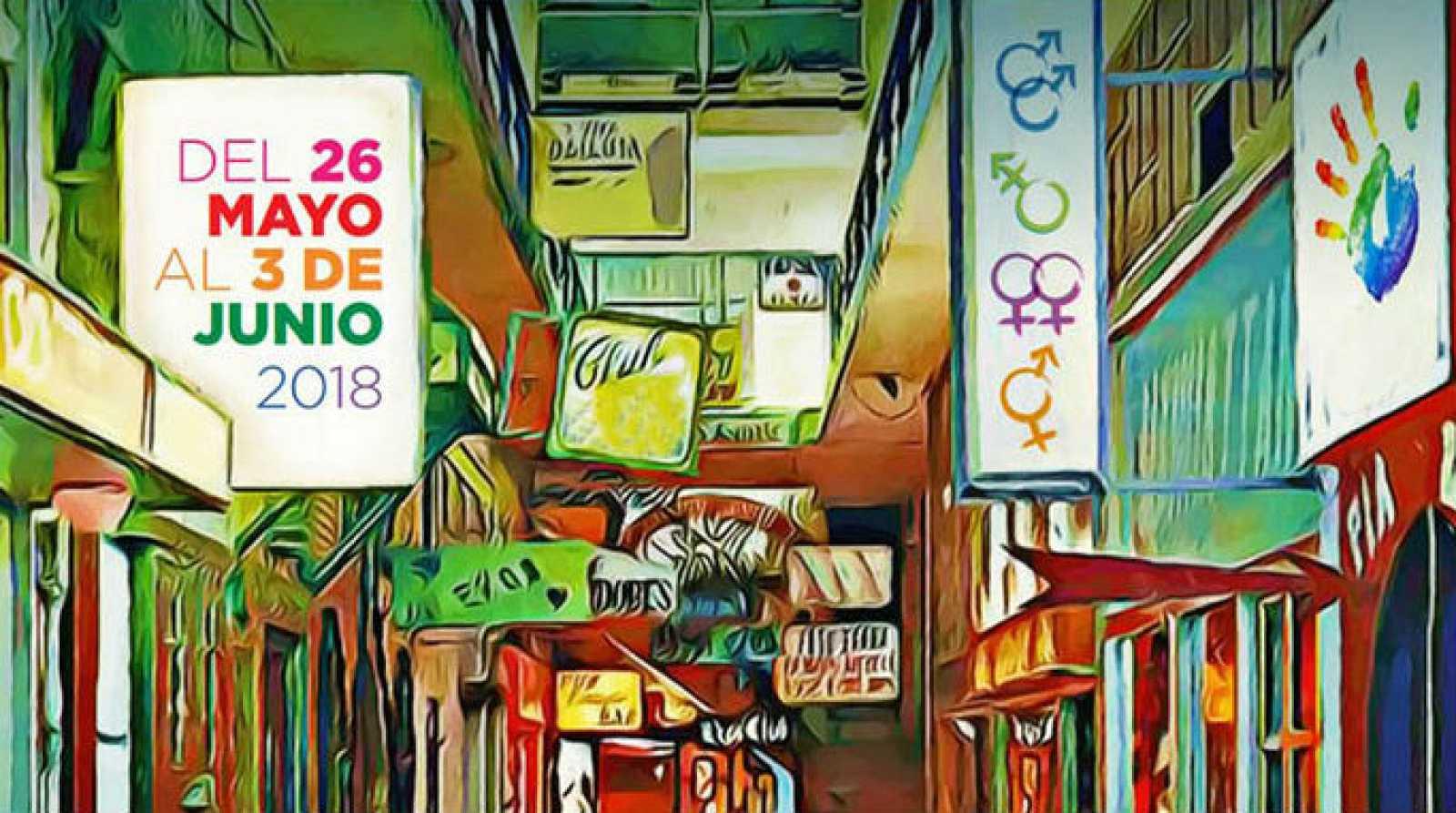 Wisteria Lane - Conocemos la historia del Pasaje Begoña, el Stonewall español - 24/11/18 - Escuchar ahora