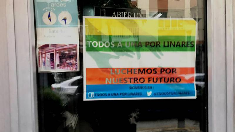 Las mañanas de RNE con Íñigo Alfonso - La 'otra foto' de Andalucía: Linares, la localidad con un 40% de paro - Escuchar ahora