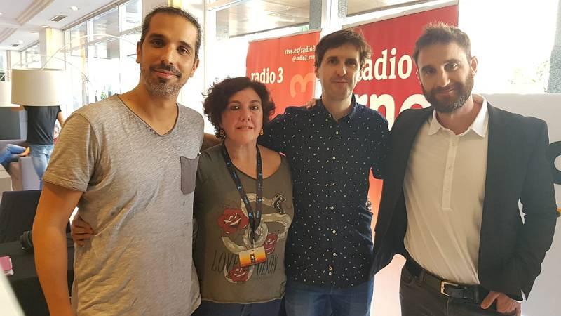 Va de cine en Radio 5 - Superlópez - 24/11/18